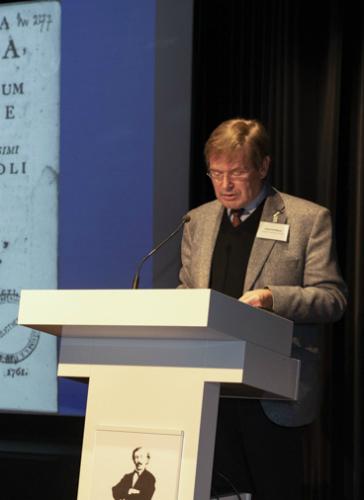Professor Paul Hoftijzer